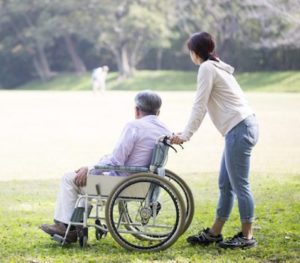 Rewards as a caregiver